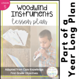 Instrument Families / Woodwind Family Lesson (based off Co