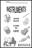 Introducing the Instrument Families (2nd/3rd Gr.) Reproduc