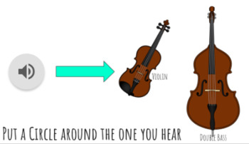 Instrument Family Book: The String Family