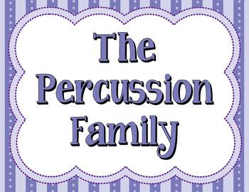 Instrument Family Bulletin Board
