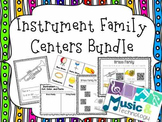 Instrument Family Centers Bundle