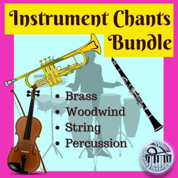 Instrument Family Chants