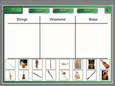 Instrument Family Classification - Brass, Woodwind, & Strings