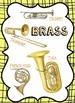 Instrument Family Posters