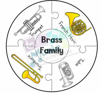 Instrument Family Puzzles
