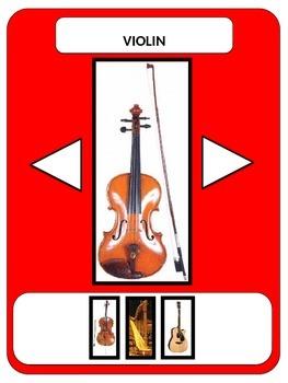 Instrument Family Quartet