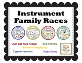 Instrument Family Races
