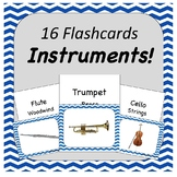 Instrument Flashcards