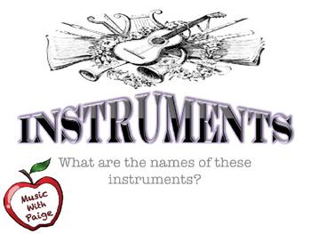 Instrument Game 1
