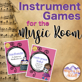 Instrument Games for the Music Classroom