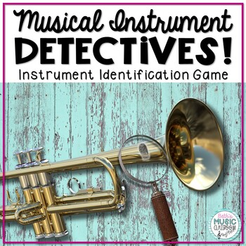 Instrument Identification Interactive Detective Game - Orc