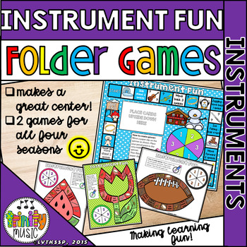Instrument Iditarod (Instrument Game)