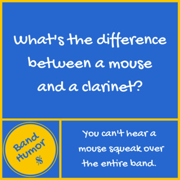 "Music Bulletin Board ""Instrument Jokes ""Music Classroom Decor Posters"