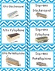 Instrument Labels {Chevron}