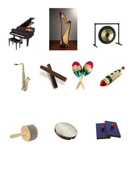 Instrument Match Icons and Separate Labels