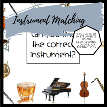 Instrument Matching