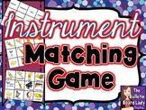 Instrument Matching Game