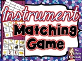 Instrument Matching Game