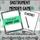 Instrument Memory Game