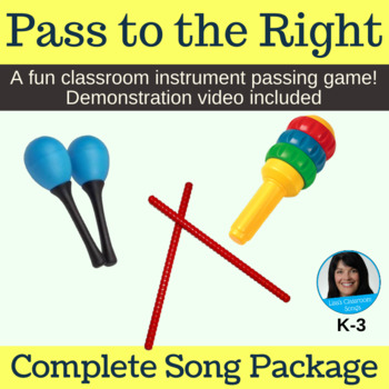 "Instrument Passing Circle Game | ""Pass to the Right"" 