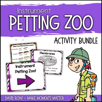 Instrument Petting Zoo Kit