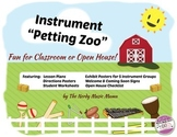 Instrument Petting Zoo Music Centers