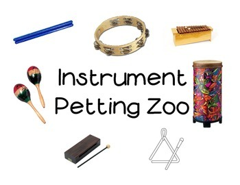 Instrument Petting Zoo Poems