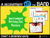 Instrument Petting Zoo Posters