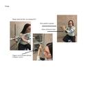 Instrument Posture Charts
