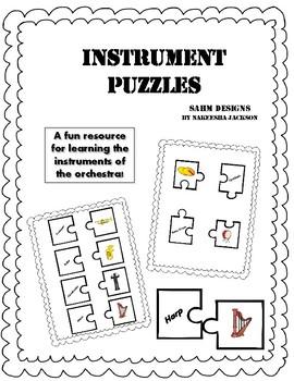 Instrument Puzzles