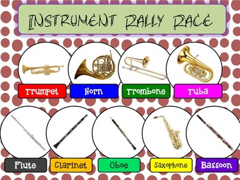 Instrument Rally Race