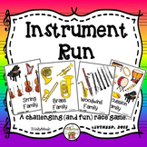 Instrument Run (Instrument Recognition Relay Game)