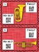 Instrument Scavenger Hunt:  A QR Code Activity for Music Classes