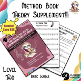 Instrument-Specific Music Theory Supplement - Basic Bundle
