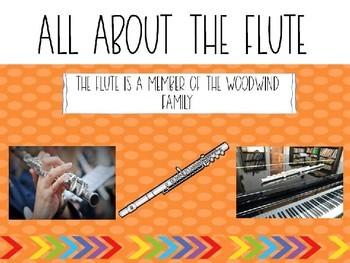 Instrument Spotlight Flute