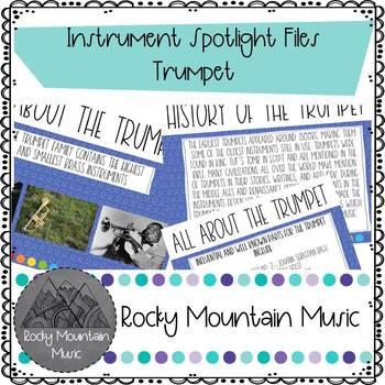 Instrument Spotlight Trumpet
