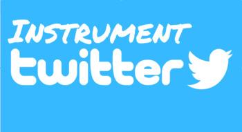 Instrument Twitter