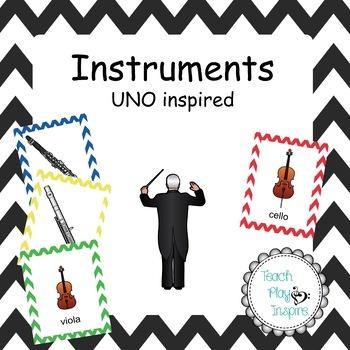 Instrument - uno inspired