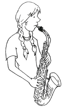 Instrument and Music Clipart