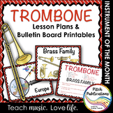 Instrument of the Month: TROMBONE - Detailed Lesson Plans