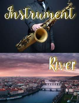 Instrument or River Music Game