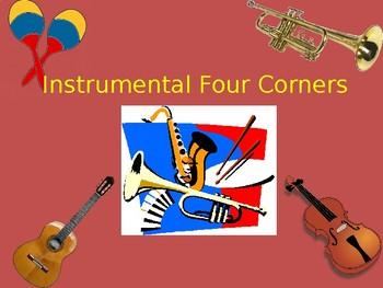 Instrumental Four Corners