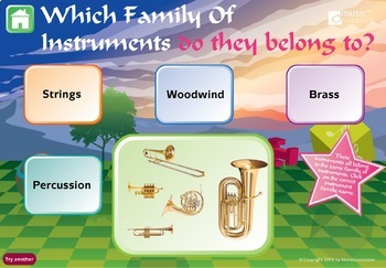 Musical Instruments Interactive Music Games
