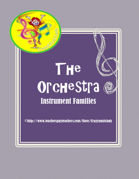 The Orchestra: Instrument Families