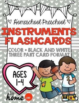 Instruments Flashcards