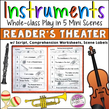Instruments Reader's Theater