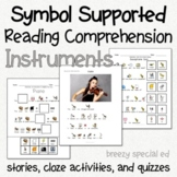 Instruments - Symbol Supported Picture Reading Comprehension