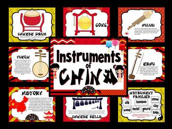 Instruments of China Music Bulletin Board