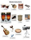 Instruments of Mexico