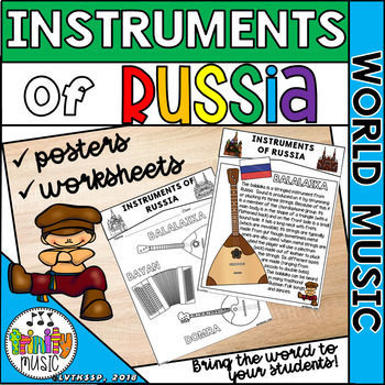 Instruments of Russia (World Music)